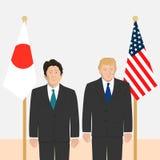Tema de los líderes políticos libre illustration