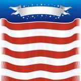 Tema degli Stati Uniti Fotografie Stock Libere da Diritti