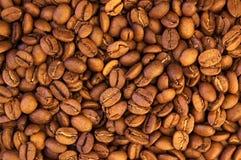 Tema dei fagioli di Cofee Immagine Stock