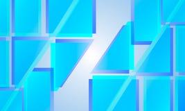 Tema del azul del extracto de la imagen de fondo foto de archivo libre de regalías