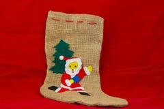 Tema del Babbo Natale Immagine Stock
