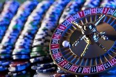 Tema del casino Fotos de archivo
