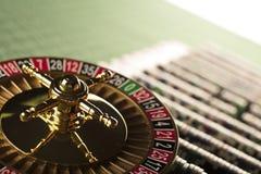 Tema del casino Imagenes de archivo