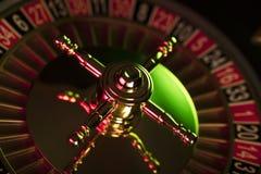 Tema del casino Imagen de archivo libre de regalías