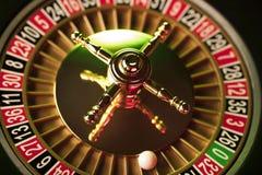 Tema del casino Fotos de archivo libres de regalías