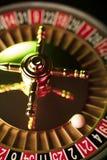 Tema del casino Imágenes de archivo libres de regalías