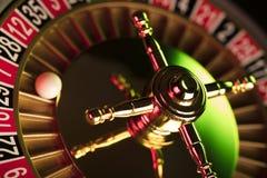 Tema del casino foto de archivo
