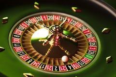 Tema del casino fotografía de archivo libre de regalías