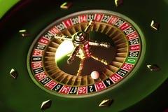 Tema del casino foto de archivo libre de regalías