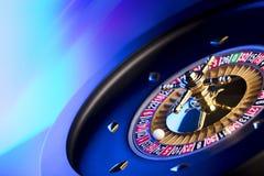 Tema del casino Lugar para la tipografía imagenes de archivo