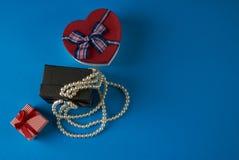 Tema del día del ` s de la tarjeta del día de San Valentín Imágenes de archivo libres de regalías