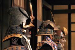Tema del samurai Foto de archivo