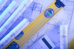 Tema di architettura Immagini Stock
