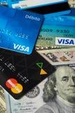 Tema di attività bancarie di finanza Fotografia Stock Libera da Diritti
