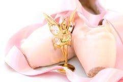 Tema di balletto Immagini Stock
