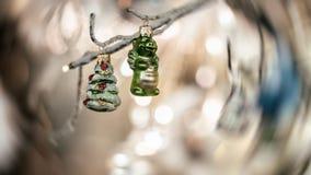 Tema di Natale, preso come fondo del dettaglio fotografia stock