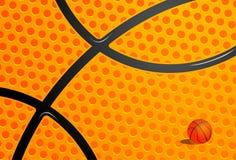 Tema di pallacanestro royalty illustrazione gratis