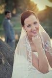 Tema do casamento Fotos de Stock