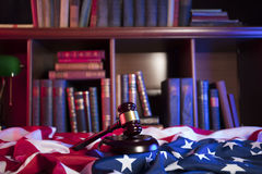 Tema do Dia da Independência Foto de Stock Royalty Free