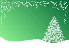 Tema do Natal Imagem de Stock