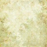 Tema floral de la Navidad del fondo de la vendimia Imagen de archivo
