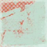 Tema sucio de la Navidad del fondo del copo de nieve fotos de archivo libres de regalías