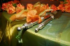 Tema tailandés anaranjado 030 Fotografía de archivo