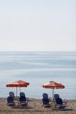 Tema vertical do verão Fotografia de Stock Royalty Free