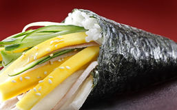 TEMAKI CALIFORNIA Stock Images