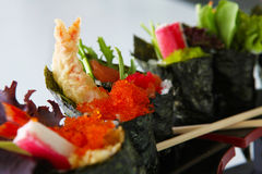Temaki Royalty Free Stock Images