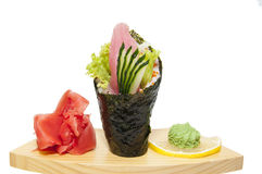 Temaki Stock Photo