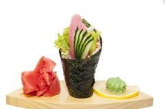 Temaki Stock Photo