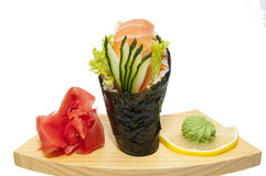 Temaki Royalty Free Stock Photos