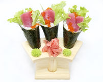 Temaki Royalty Free Stock Photography
