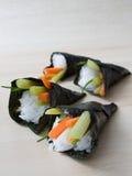 Temaki Sushi Stock Photos