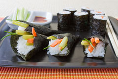Temaki Sushi Stock Photos