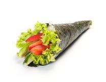 Temaki sushi Royalty Free Stock Image