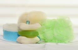 Tematy dla prysznic Fotografia Stock