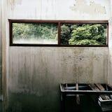 Tembeling Resort. Abandoned building Tembeling Resort Kuantan royalty free stock photography