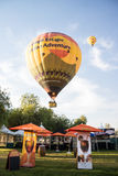 2013 Temecula Balloon and Wine Festival Royalty Free Stock Photo