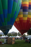 2013 Temecula Balloon and Wine Festival Stock Photos