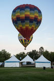 2013 Temecula Balloon and Wine Festival Stock Images