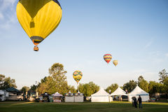 2013 Temecula Balloon and Wine Festival Royalty Free Stock Photos