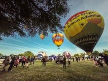 Temecula Hot Air Balloon Festival Stock Photos