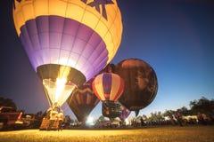 Temecula Hot Air Balloon Festival Royalty Free Stock Photos