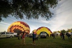 Temecula Hot Air Balloon Festival Stock Photo