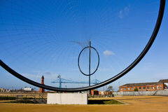 Temenos by Anish Kapoor Stock Images
