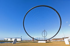 Temenos durch Anish Kapoor Stockbild