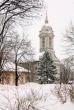 Temerin, kościół katolicki, Serbia fotografia stock