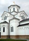 Temerin, Serbia, Ortodoksalny kościół obraz stock
